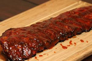 BBQ Ribs in Covington