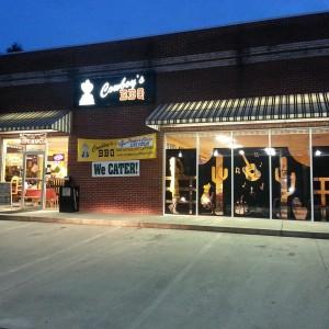 Cowboy's BBQ in Covington